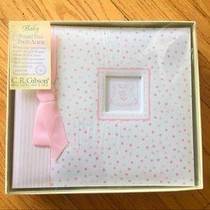 Baby Girl Photo Album Brand New in Box
